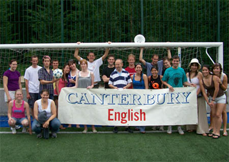 Football and Canterbury Club