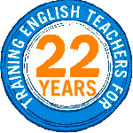 A lot of years teaching TEFL