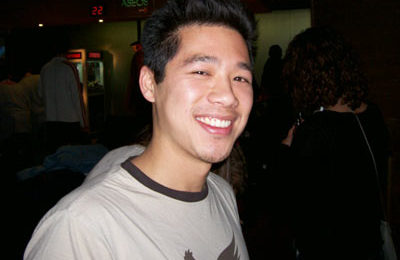 October TEFL student, Jeff Tang of New York City.