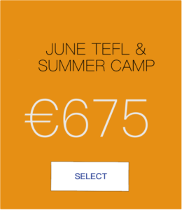 June TEFL & Summer camp