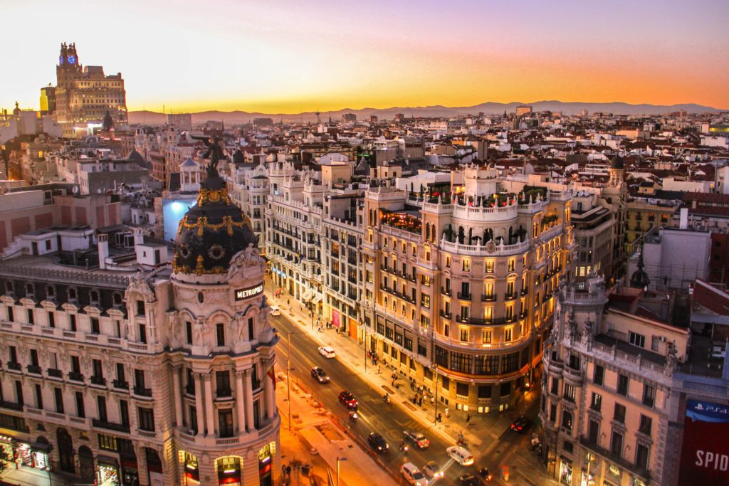 Beautifull Madrid
