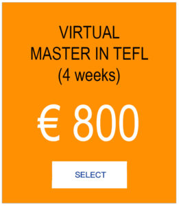 Virtual TEFL Spain Program